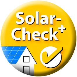 Solar + Check Button © Landkreis Harburg